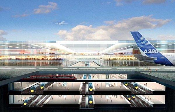 Airport Atau Bandara Terbesar di Dunia