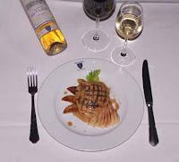 Foie Gras Rôti aux Fruits d'Automne