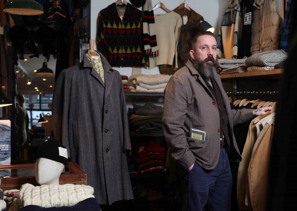Weathervane clothing store