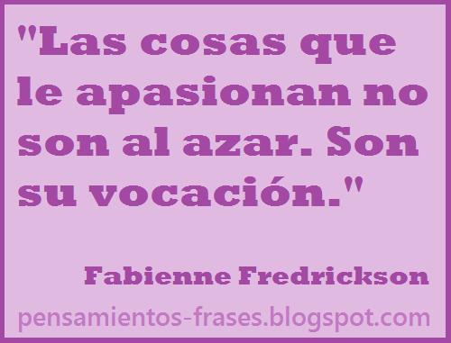 frases de Fabienne Fredrickson