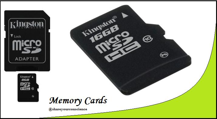 Buy Memory Cards