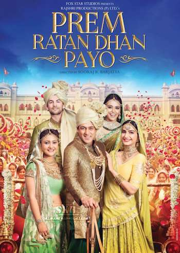 Prem Ratan Dhan Payo 2015 Hindi Movie Download