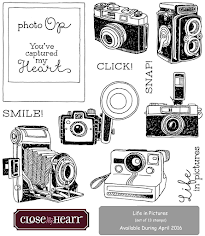 April's Stamp of the Month