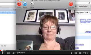 Mrs. Cassidy Interview Screenshot