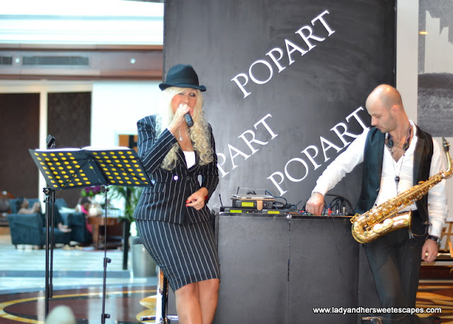 live music at The Art of Brunch