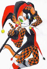 Maicol (Maiky) Zany the Chimera Cat