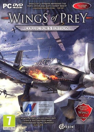 Wings of Prey Special Edition-GOG