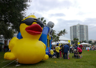 Giant Duck Inflatable