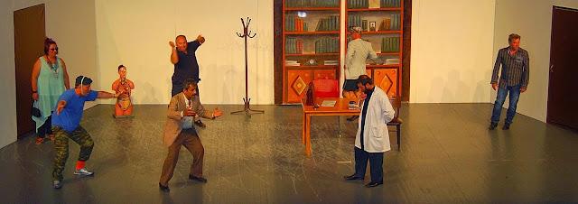Ποντιακή Θεατρική Παράσταση στα Γιαννιτσά