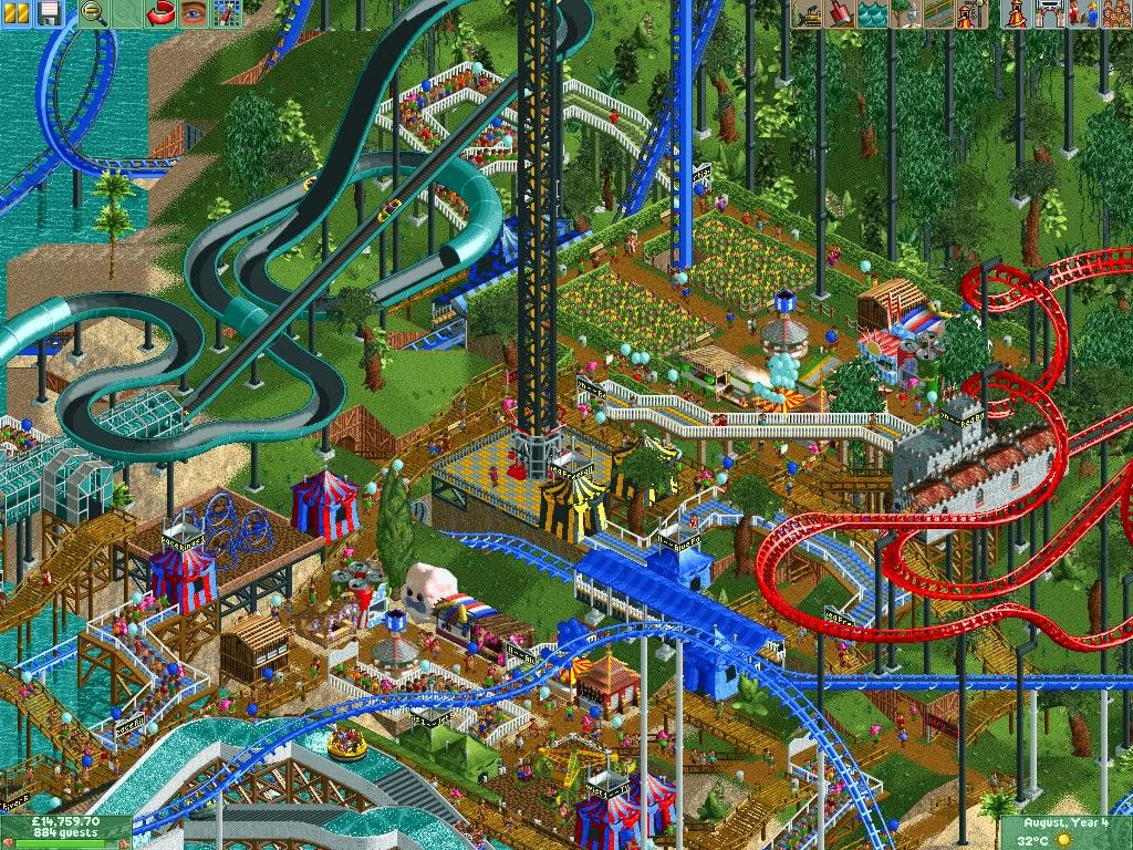 Download roller coaster tycoon 1 tradu 231 227 o pc link corrigido