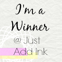 Just Add Ink #340 - TAGS