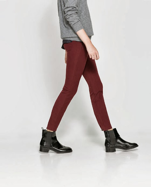 leggings de zara