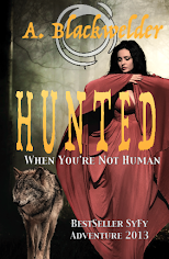 HUNTED, Book 1 (Alien Invasion SyFy 5 book series)