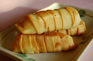 pisang molen keju lezat