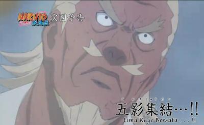 Naruto Shippuden Episode 323