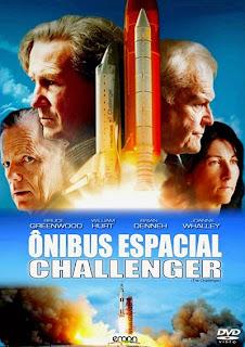 Ônibus Espacial Challenger - BDRip Dual Áudio