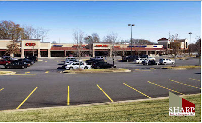 Madison Crossing Shopping Complex - space for lease