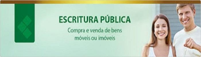 ESCRITURA PÚBLICA