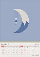 kalender indonesia 2015 agustus