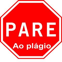 PROIBIDO O PLÁGIO