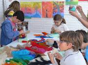 Mad Indie Kids: manualidades para niños lana