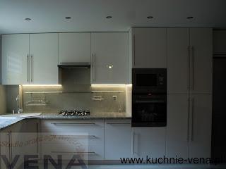 """Aranżacja kuchni """" Vena"""" Lublin - Warszawa oraz online"""