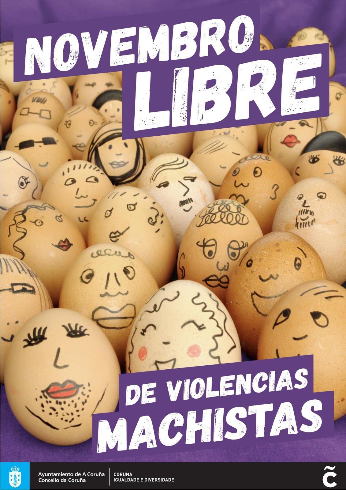 Coruña sen violencias machistas
