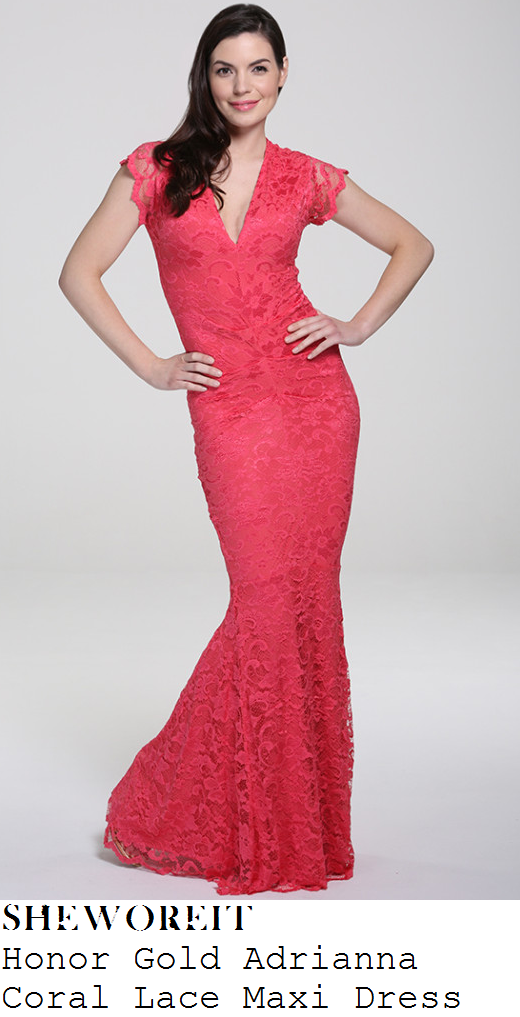 katie-mcglynn-bright-pink-lace-maxi-dress-soap-awards