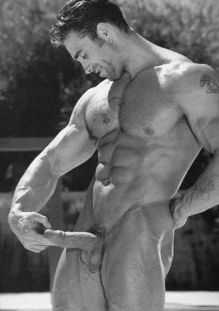 billy herrington naked