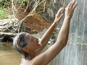 Sous la cascade de Soulou (dim 5 dec 2010)…