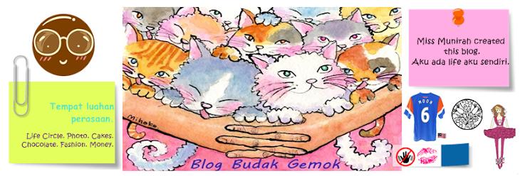 Blog Budak Gemok