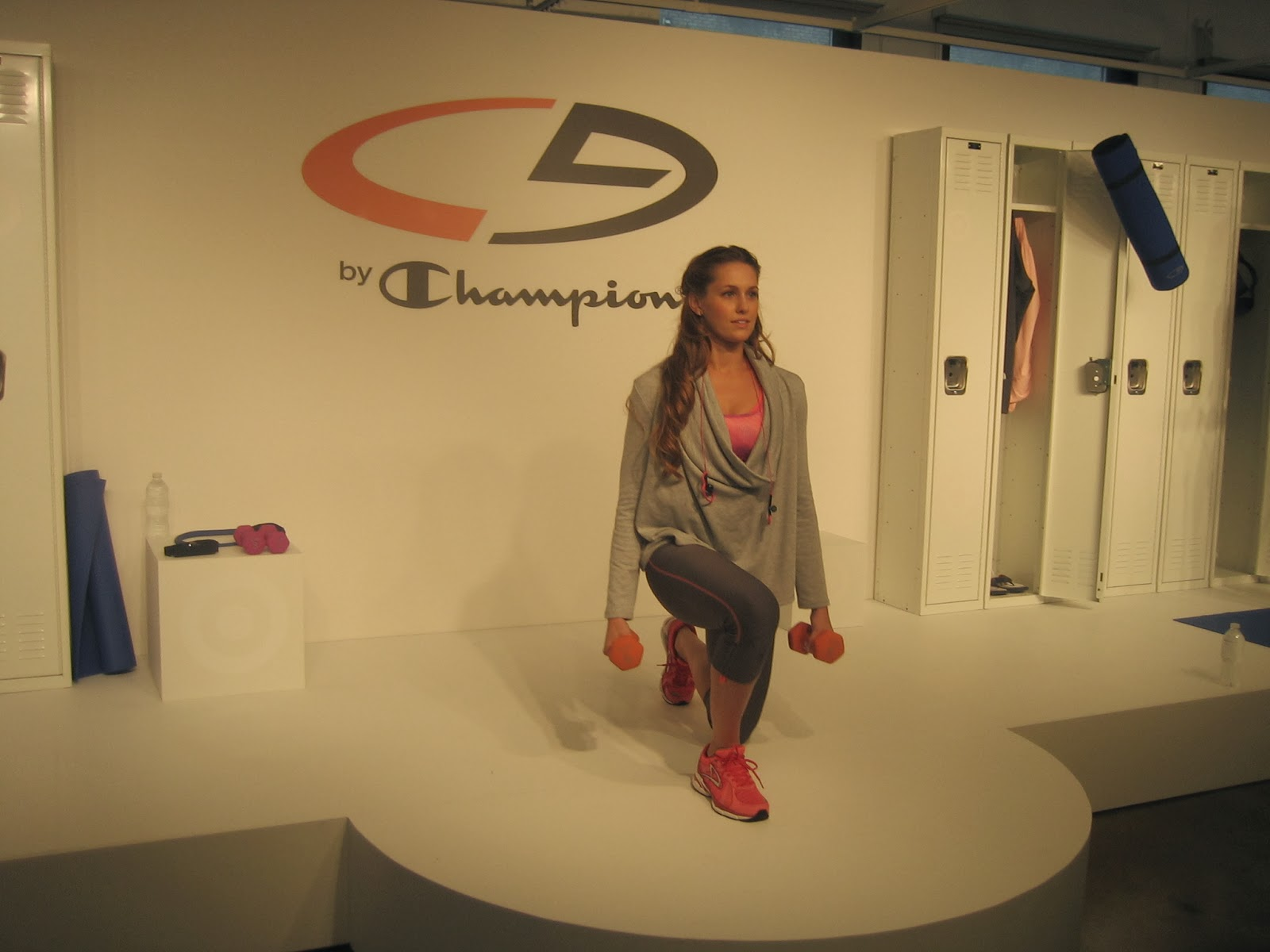 """fashion meets fitness"" preview of C9 by Champion"