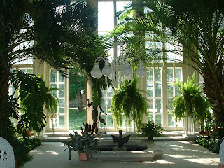Photo of Winter Garden in Palmse Manor Complex