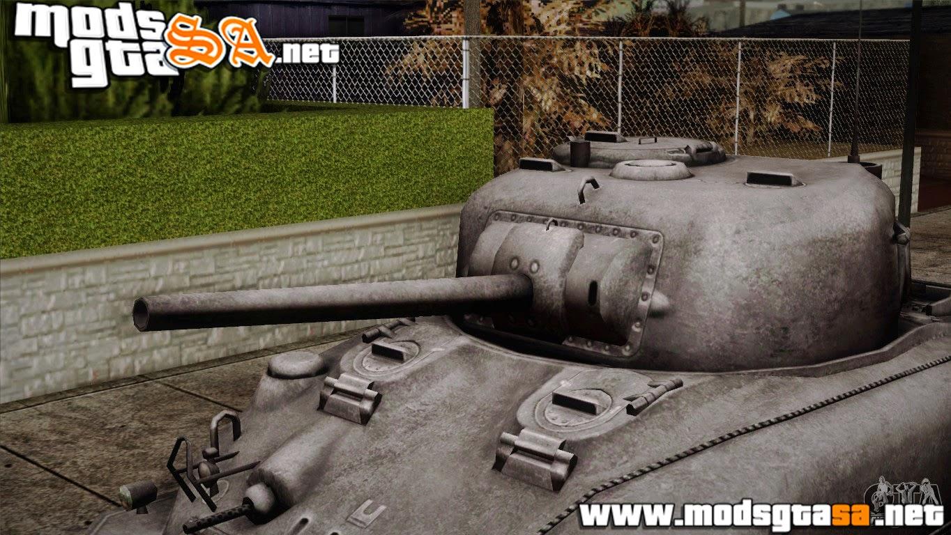 SA - M4 Sherman (Tanque de Guerra)