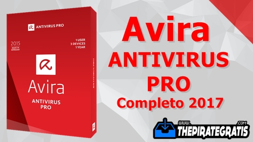 Avira Antivirus Pro 15 + Serial Ativador Completo