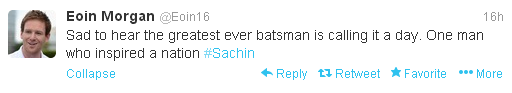 Eoin-Morgan-Tweet-for-Sachin-Tendulkar