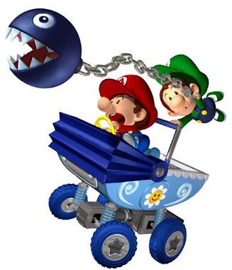Bebé Mario y Bebé Luigi: