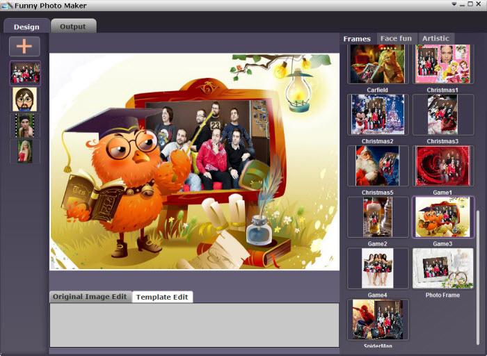 Rana Sajid Softwaresandgames  A Funny Photo Maker