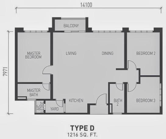 Floor plan feng shui 2013 for Good feng shui house floor plan