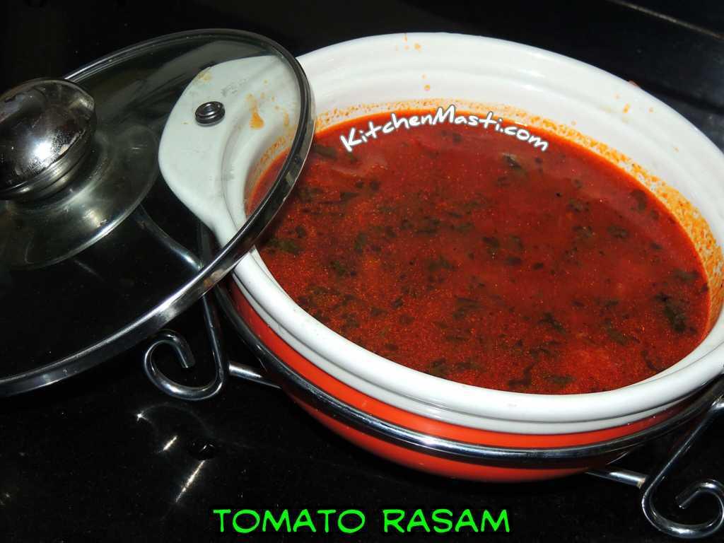 Tomato Rasam Saar Recipe Udupi Mutt Style