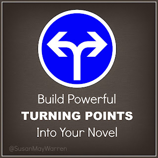 how to find turning point from equation