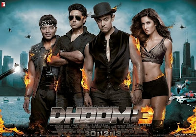 EXCLUSIVE: Dhoom 3 Brand New poster is out