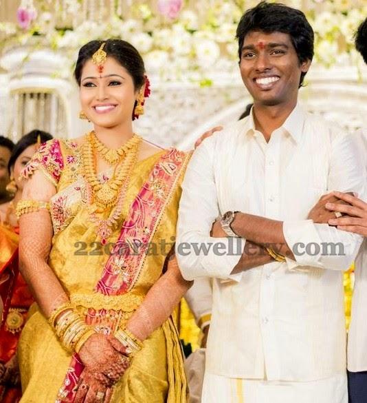 Atlee And Priya Wedding
