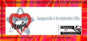 Artistas platenses. Espacio Verofa. La Plata.2010.