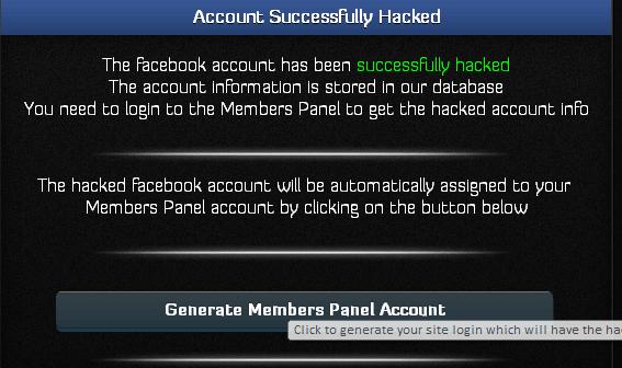 New Cara Hack Facebook Work 100%