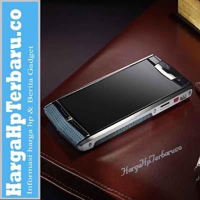 Vertu V06, Ponsel RAM 4GB dan Snapdragon 810 Berbalut Kemewahan