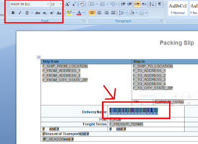 Oracle concepts for you how to implement bar code in xml for How to create rtf template for xml publisher