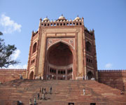 Fatehpur Sikri or the City of Victory