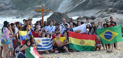 #JMJRio2013: Semana Missionária mostra aos jovens peregrinos projetos de evangelização
