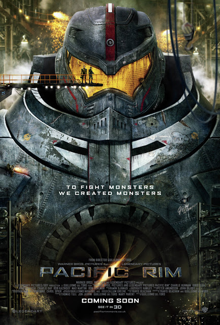 Pacific Rim Movie Jaeger HD Poster